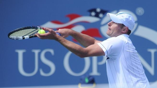 Image: 0140508506, License: Rights managed, Andy Roddick at the USTA Billie Jean King National Tennis Center on August 28, 2012 in New York City ., Place: USA, Model Release: No or not aplicable, Credit line: Profimedia.cz, Retna A