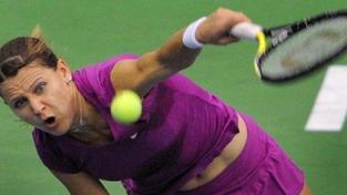 Proklaté semifinále: Šafářová vypadla, o titul si v Moskvě nezahraje