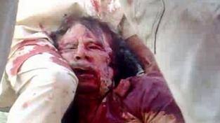 Libyjský diktátor Muammar Kaddáfí je mrtev!