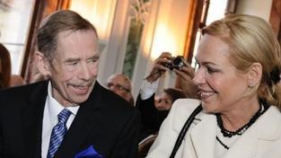 Exprezident přepsal majetek na Dagmar. Havlová je jednou z nejbohatších Češek