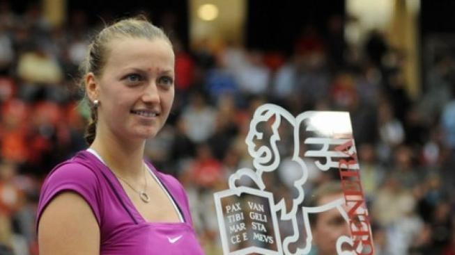 Petra Kvitová si z Lince veze svůj letošní pátý titul