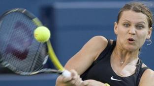 Tenistka Šafářová na finále turnaje v Linci nedosáhla