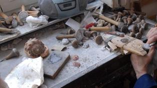 V jediném jihočeském skanzenu začala přehlídka řemeslníků
