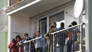 Integrace Romů do společnosti připomíná dům s rozbitou střechou, říká Čunek