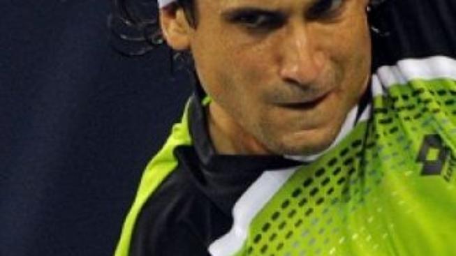 Páté místo na Turnaji mistrů si pojistil David Ferrer