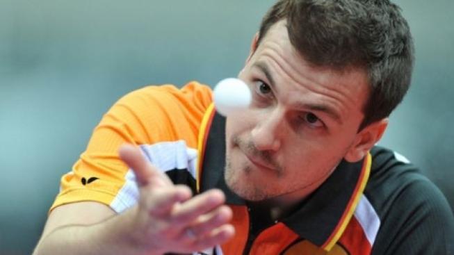 Rekordman Boll má čtrnáctý evropský titul ve stolním tenisu