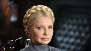 Tymošenková by prý už příští týden mohla opustit vězení