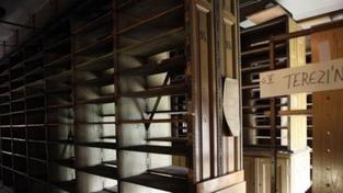 Národní knihovna stěhuje kvůli přestavbě Klementina 800.000 knih