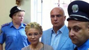 Ukrajinská prokuratura chce poslat Tymošenkovou na sedm let za mříže