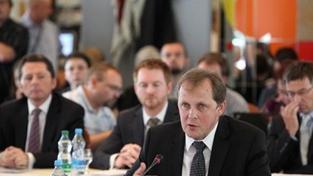 Nebyl jsem formálně přijat za člena KSČ, tvrdí nový generální ředitel ČT Dvořák