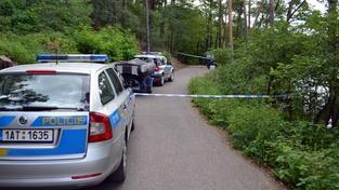 V lese na Jihlavsku našli mrtvolu muže. Příčinu smrti odhalí pitva