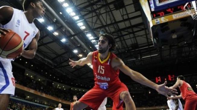 Španělé postoupili do finále ME basketbalistů, kde budou obhajovat titul