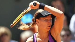 Českým tenistkám se v hale v Québeku zatím daří