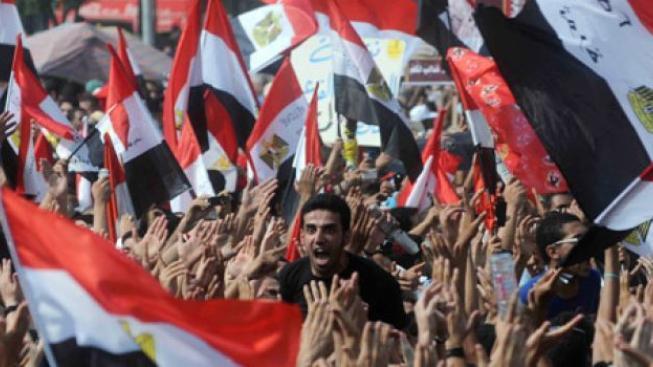 Plňte sliby dané při revoluci, chtějí Egypťané. Tisíce jich demonstrovaly v Káhiře