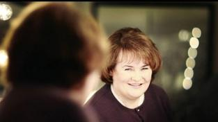 Skotská ošklivka Susan Boyleová vydává už třetí album