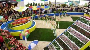 Startuje letní etapa mezinárodní výstavy květin Flora