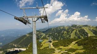 V první zóně Národního parku Šumava bude jezdit lanovka