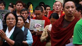 Protesty v Tibetu pokračují, včera se upálil další člověk, už padesátý