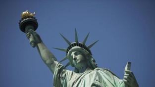 Symbol New Yorku na rok uzavřou. Sochu svobody čekají rozsáhlé opravy