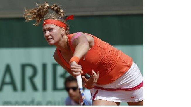 Kvitová zvládla návrat. Vyhrála první zápas po Wimbledonu