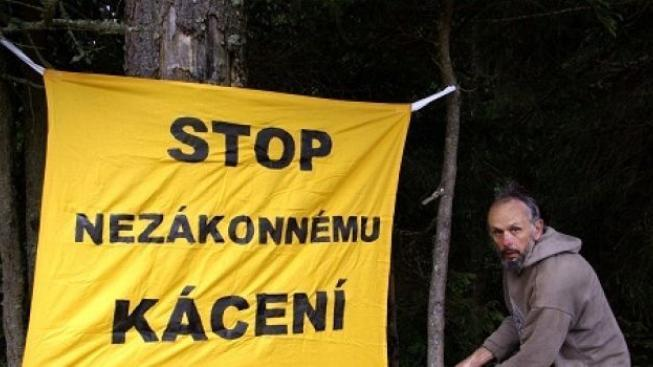 Aktivisté chtějí zákaz policejních zásahů, obrací se na soud i ombudsmana