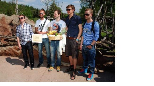 Nový přírůstek pražské ZOO: Nightwork se nechají zavřít do klece