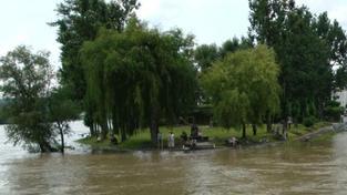 Silné deště vytrvají až do pátku, na severu Čech hrozí záplavy