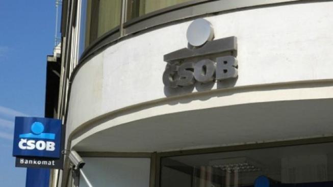 Nejlepší bankou roku 2013 se v soutěži stala ČSOB