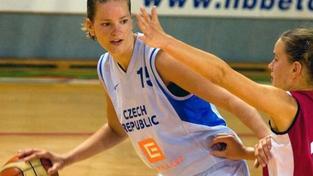 ME: Basketbalistky Česka přišly s Ruskem o neporazitelnost