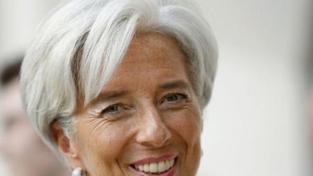 Nástupkyní Strausse-Kahna v čele MMF je jeho krajanka Lagardeová