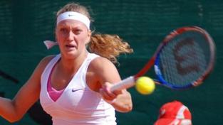 Wimbledon: Kvitová je opět v semifinále, Bulharka jí vzala set