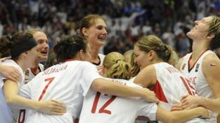 Češky si mohou proti Chorvatkám zajistit boj o medaile i OH