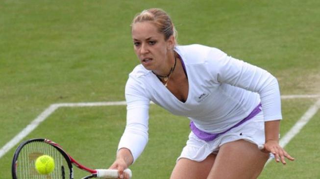 Německá senzace Lisická už je v semifinále Wimbledonu