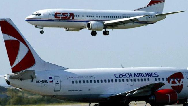 Letadla s českými turisty odletěla do Řecka bez problémů