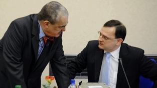 Vstup Chorvatska do EU spojíme s českou výjimkou Lisabonu, plánuje Nečas