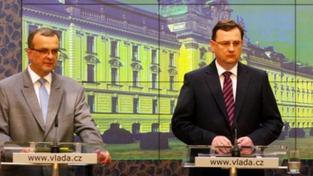 Nečasova vláda - slepá ulička pro tuto zemi, říká Sobotka