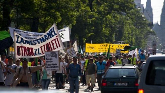 Žantovský: V atmosféře strachu se vládnout nedá, lidé vyjdou do ulic