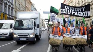 Další stávka v dopravě zatím nehrozí. Odboráři mají jiný plán