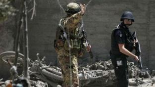 Afghánští policisté zaútočili na vojáky NATO a čtyři z nich zabili