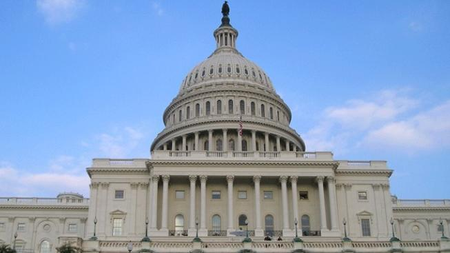 Capitol, sídlo Kongresu.