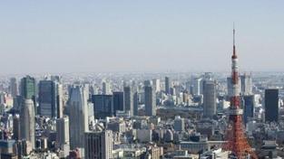 V Tokiu roste Nebeský strom - nejvyšší televizní vysílač světa
