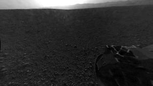 NASA zveřejnila krátké video z přistání vozítka Curiosity na Marsu