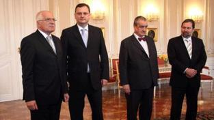 ČSSD: Klaus a vláda chtějí vyostřit sociální konflikt v zemi