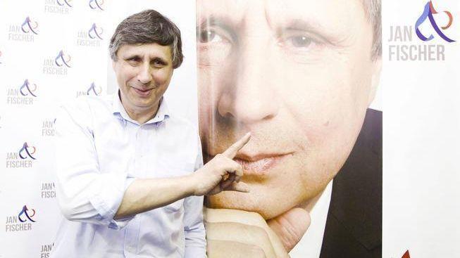 """Až uslyšíte: """"Zpráva dne. Jan Fischer zakládá politickou stranu"""""""