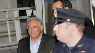 Jsem nevinný, zopakoval Strauss-Kahn před soudem