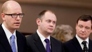FI: Podpora ČSSD a komunistů roste, VV dále padají