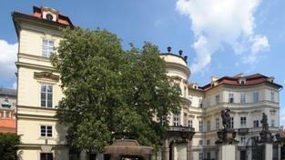 Německé velvyslanectví výjimečně otevře veřejnosti reprezentační prostory