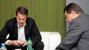 Dimun kritizuje ČSSD bez Paroubka: Moc ´baronů´ narůstá