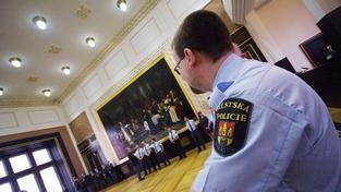 Uchazeči o post ředitele strážníků v Praze mají poslední den na podání přihlášky