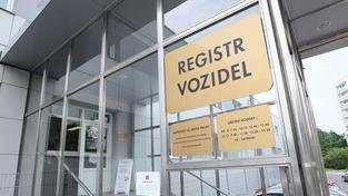 Registr vozidel zkolaboval po napojení na základní registry osob a nemovitostí